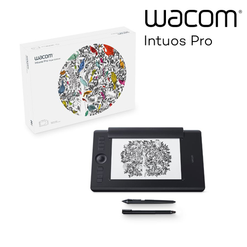 ワコム ペンタブレット Intuos Pro Paper Edition Medium PTH-660/K1
